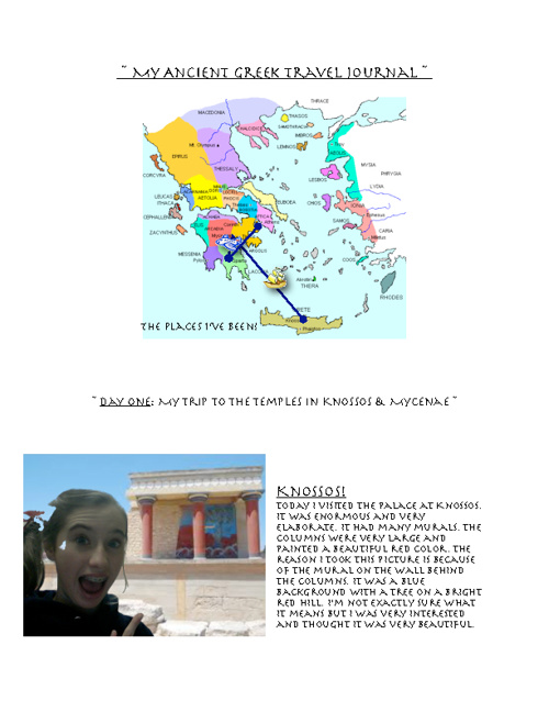 Madison Cornett's History Travel Journal