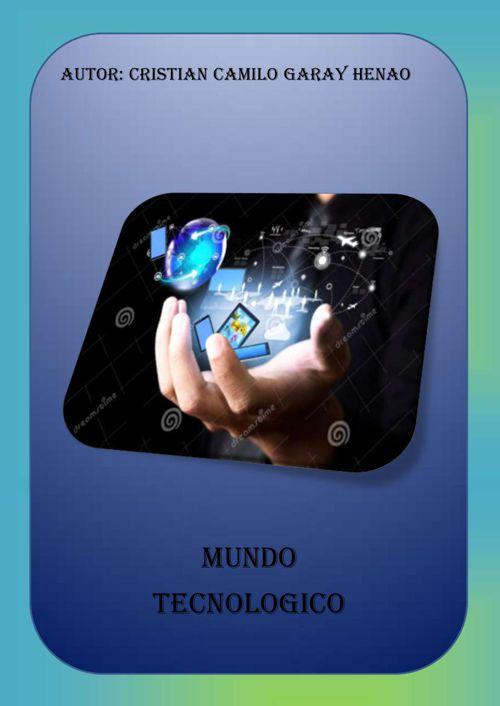 CONCEPTOS BASICOS DE TECNOLOGIA