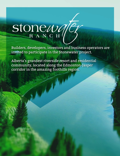 Stone Water Ranch Brochure