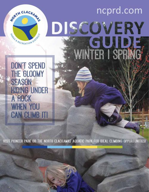 WinterSpring 2015-16 Discovery Guide