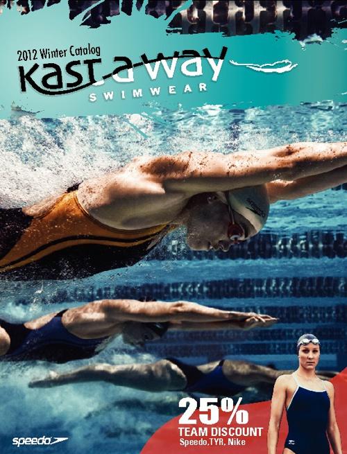 Kast-A-Way Swimwear Catalog (Wint 2012)