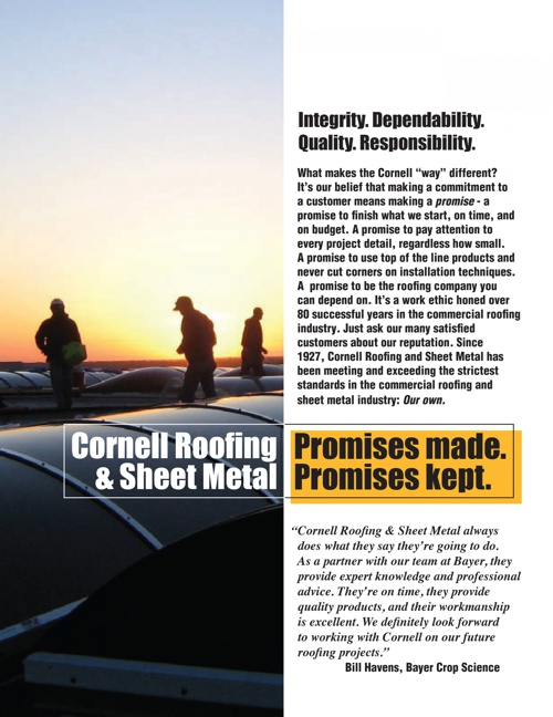 Cornell Roofing Kansas City PDF