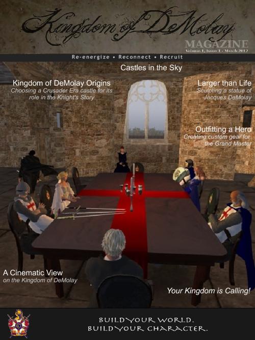 KoD Magazine March 2012