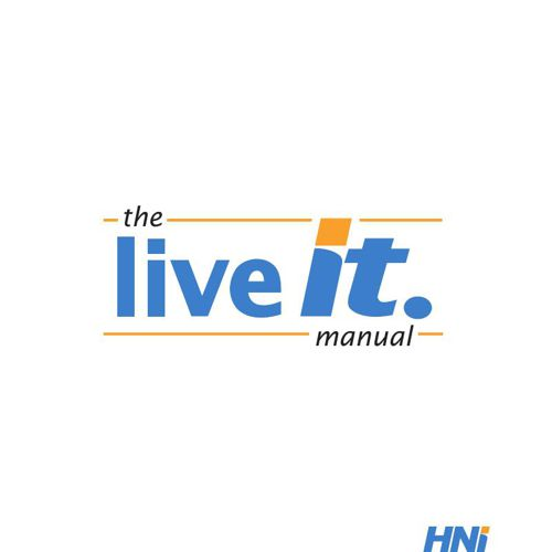 Live It Manual: Sneak Peak