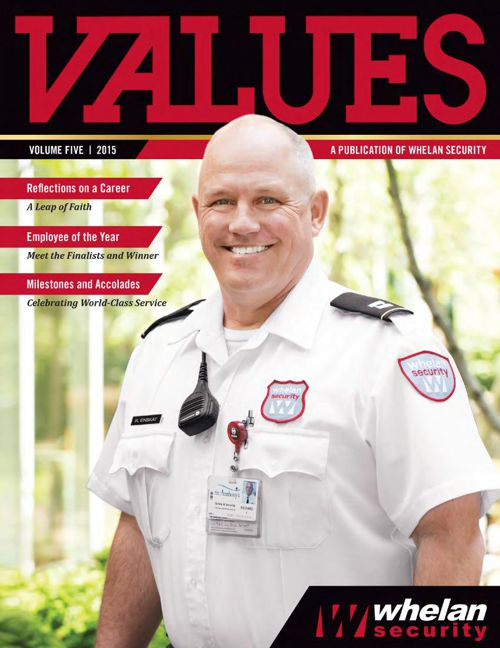 VALUES Magazine 2015
