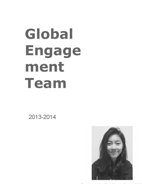 Global Engagement Poster