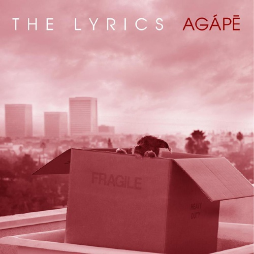 Agape Lyric Booklet (Big - Singles)