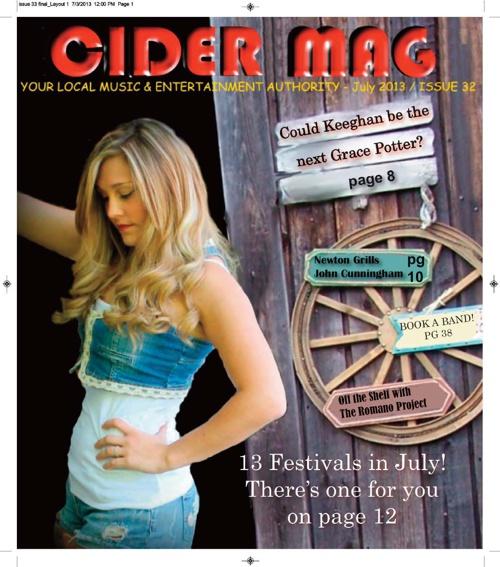 Cider Mag - July 2013