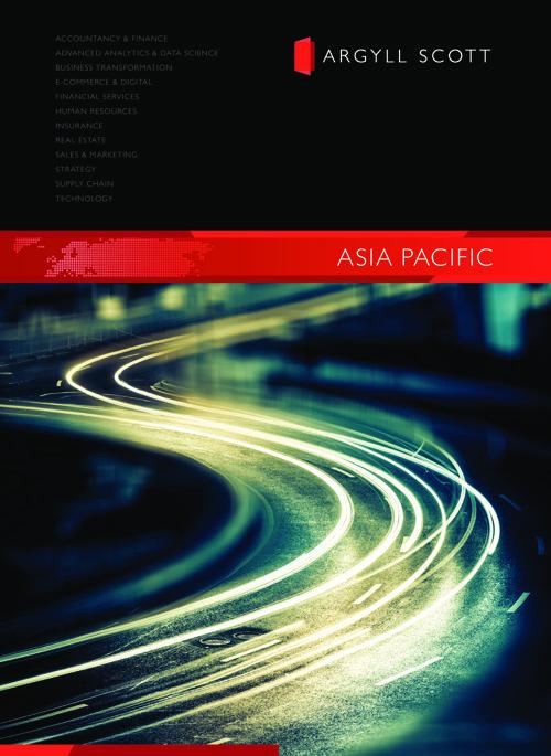 Argyll Scott Asia Pacific Brochure