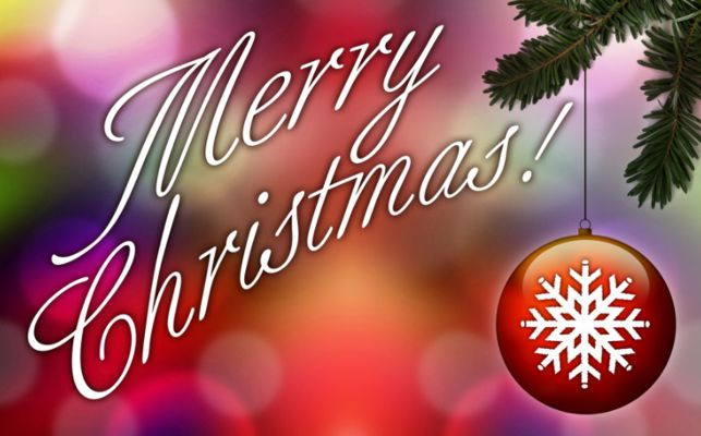 Christmas wishes 2016