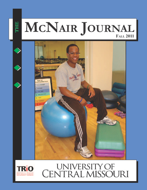 The McNair Journal 2011