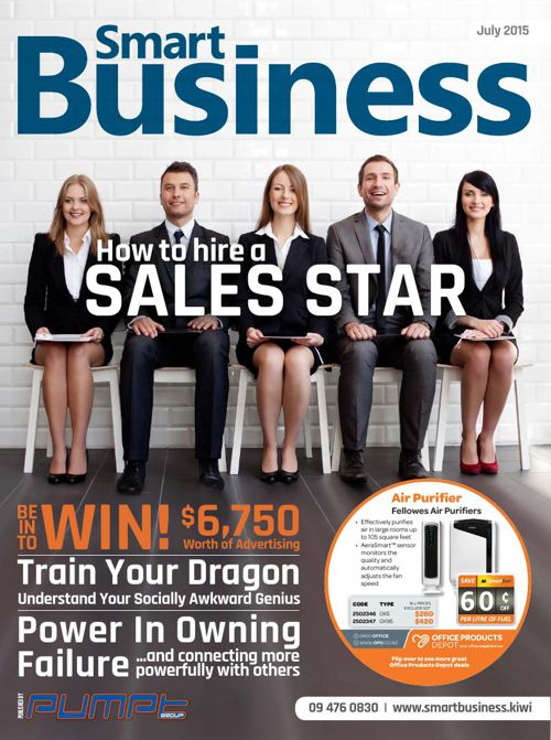 Smart Business - July 2015