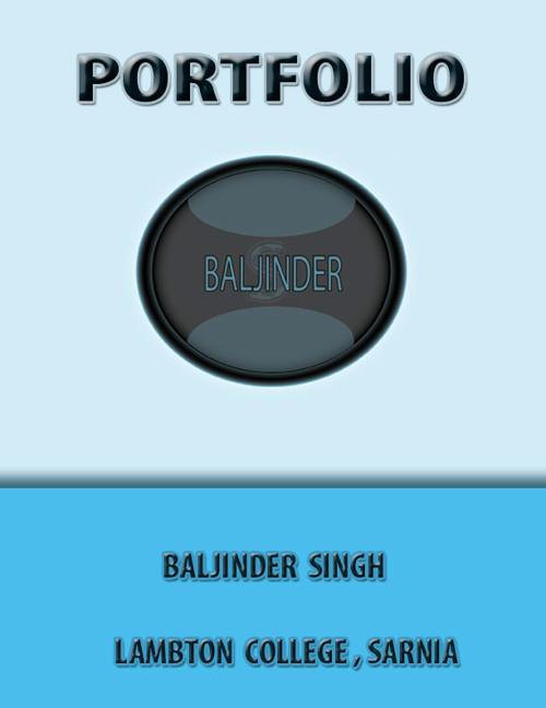 Baljinder Portfolio