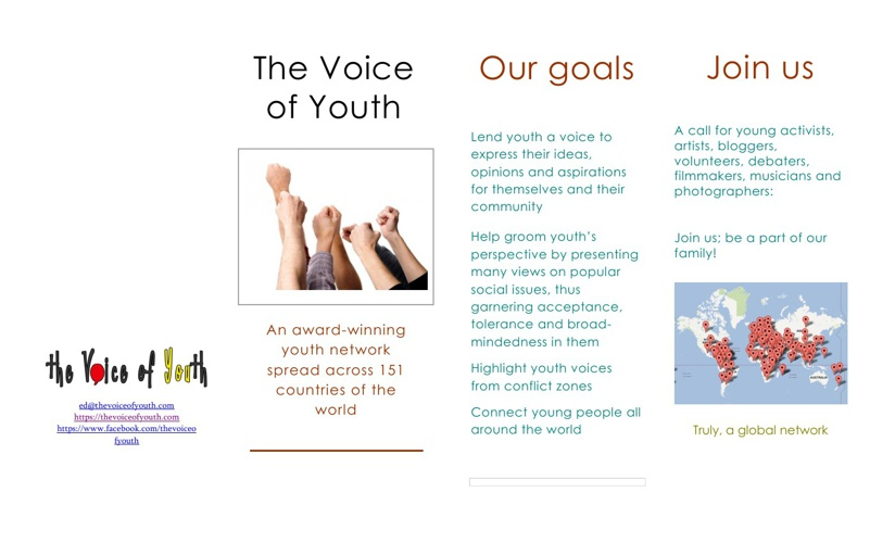 The Voice of Youth Family