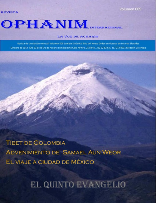 Revista Ophanim 009