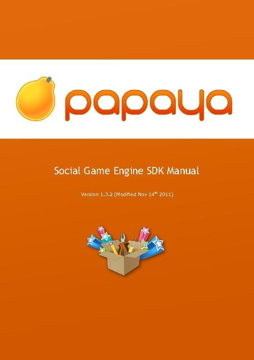 papaya game engine 4