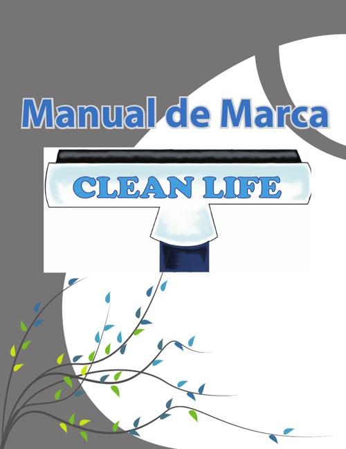 Manual de Marca Clean Life