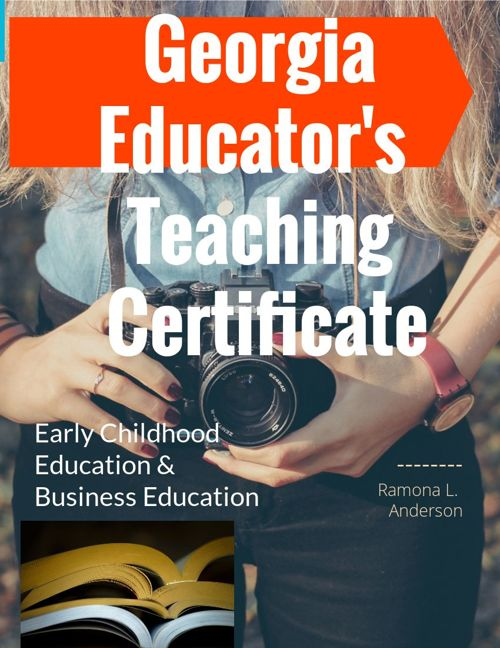 Copy of Copy of Georgia Educator Certificate
