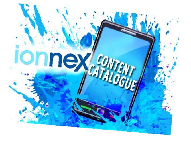 content catalogue