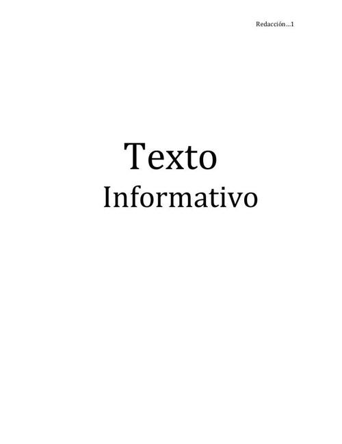 Texto  Informatico 1