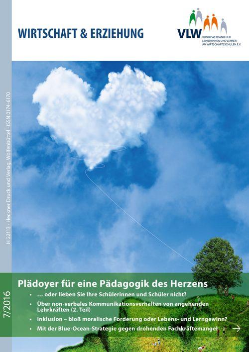 Wirtschaft & Erziehung - Die Verbandszeitung!