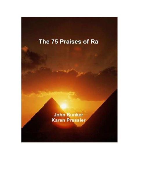The 75 Praises of Ra
