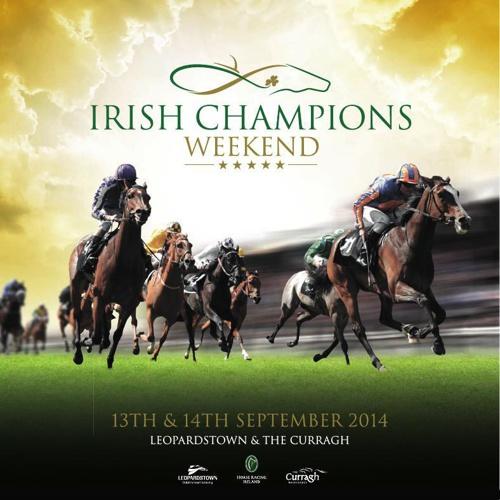 Irish Champions Weekend Brochure 2014