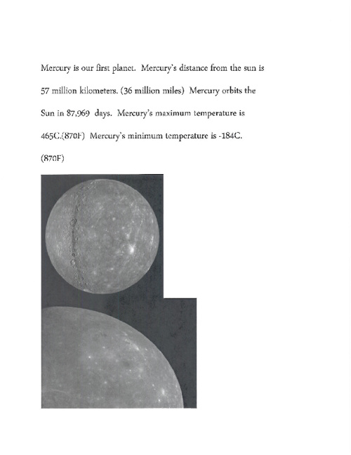 Solar System Book 2