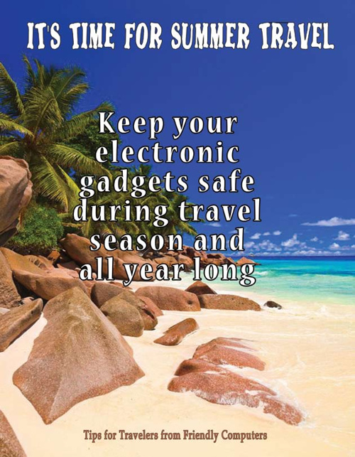 Travel Tips for Your Electronic Gadgets