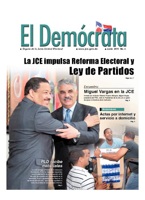El Demócrata - Edición 5