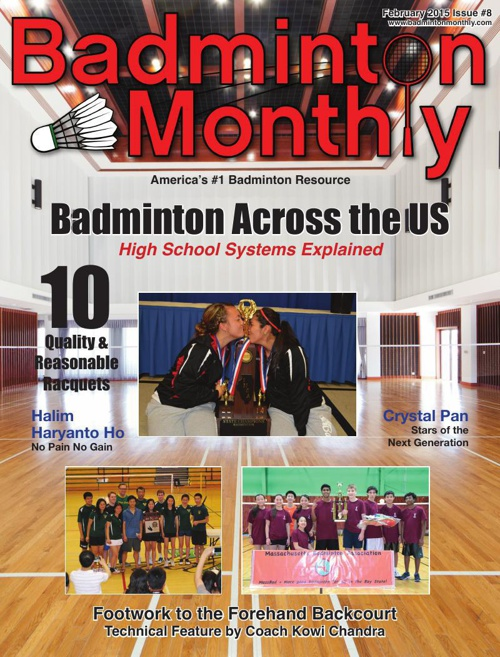 Badminton Monthly Issue #8