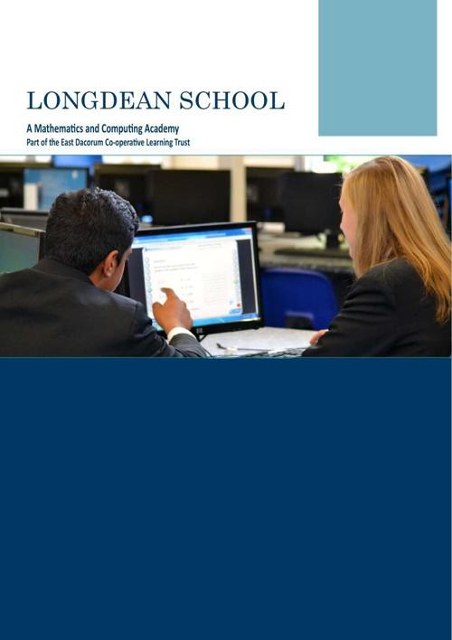 Longdean School Prospectus 2014