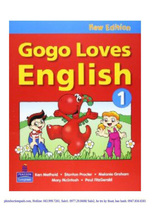 gogo-loves-english-student-book