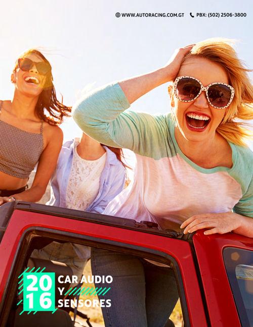 Catálogo Car Audio
