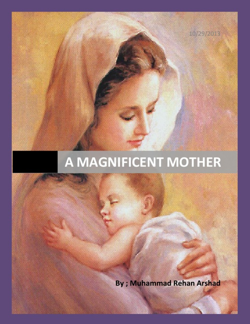 Copy of A Magnificent Mother