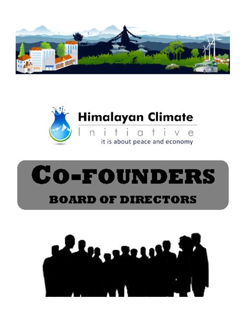 HCI Board Members