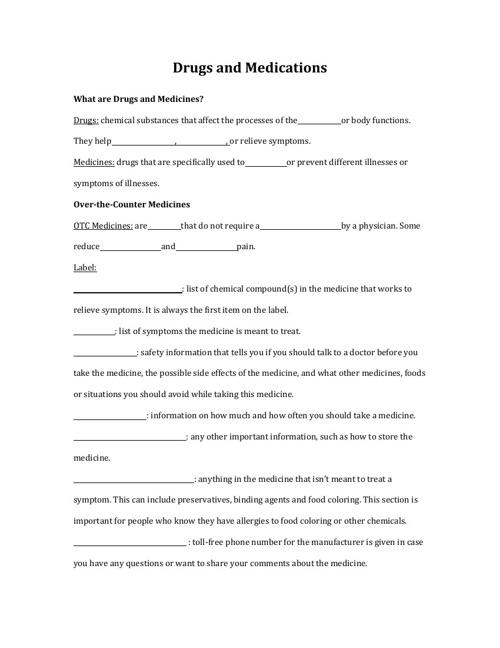 Senior Project-Handout