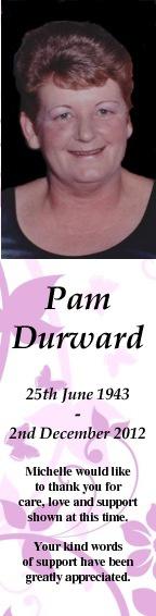 Pam Durward