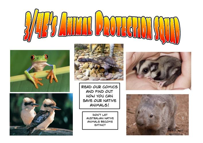 3/4E ANIMAL PROTECTION SQUAD