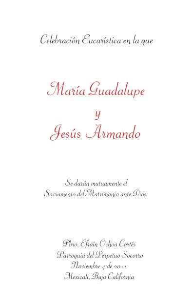 Copy of Jesús Armando y María Guadalupe