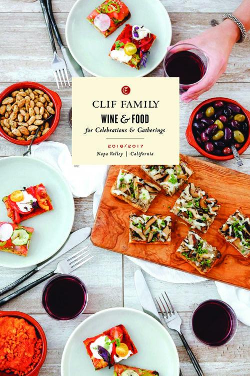 Clif Family Catalog 2016 - 2017