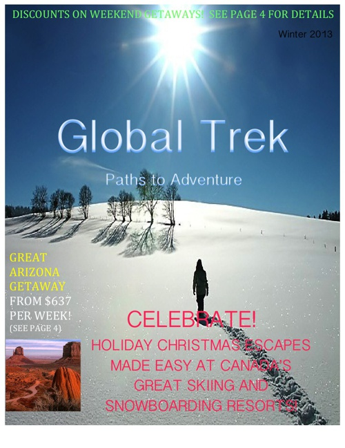 Global Trek Travel Magazine