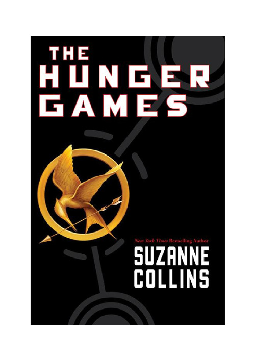 The Hunger Games - Suzanne Collins (Book 1)