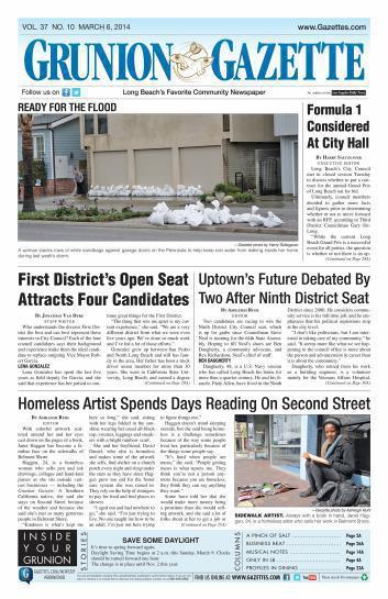 Grunion Gazette 3-6-14
