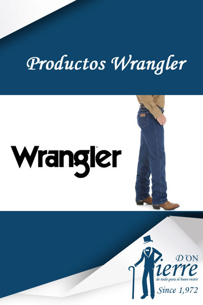 "PRODUCTOS DON PIERRE ""Wrangler"""