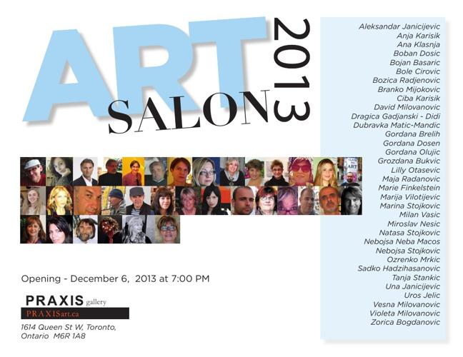 ArtSalon December 2013