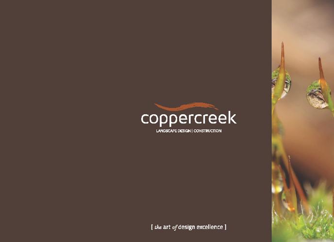 Coppercreek Brochure