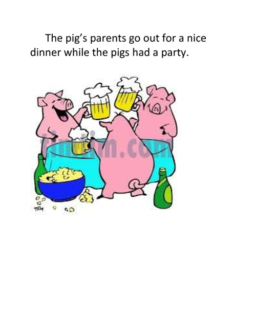 The Three Party Pigs