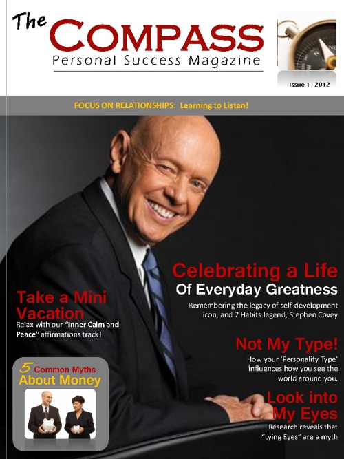 The Compass Personal Success Magazine
