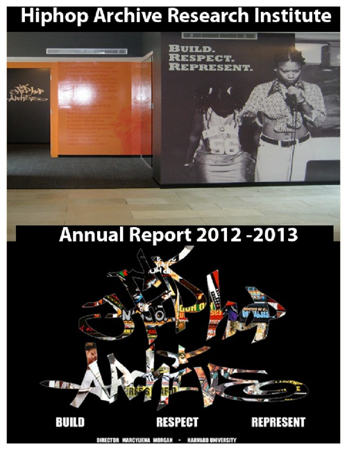 Draft - Hiphop Archive Research Institute Report 2012 - 2013